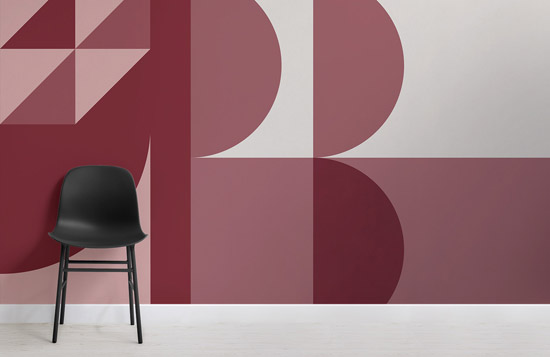 Bauhaus wall murals by Murals Wallpaper