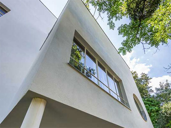 1930s Josef Frank-designed Haus Beer modernist property in Vienna, Austria