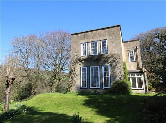 1930s Fayard House property in Bath, Somerset