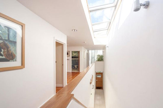 Contemporary modernism: Four-bedroom property in Abbots Leigh, near Bristol