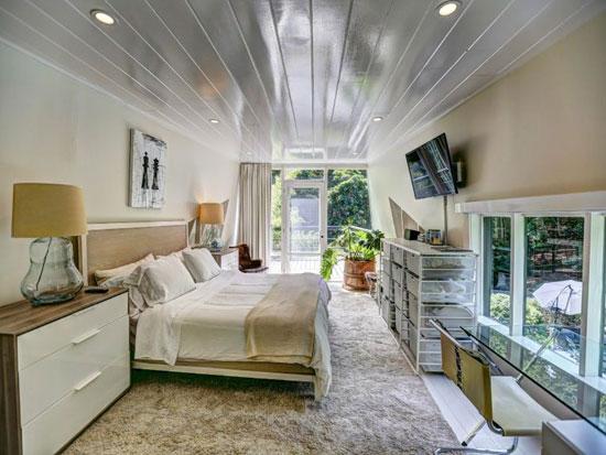Beach modernism: 1960s Andrew Geller-designed beach house in Sag Harbor, New York, USA