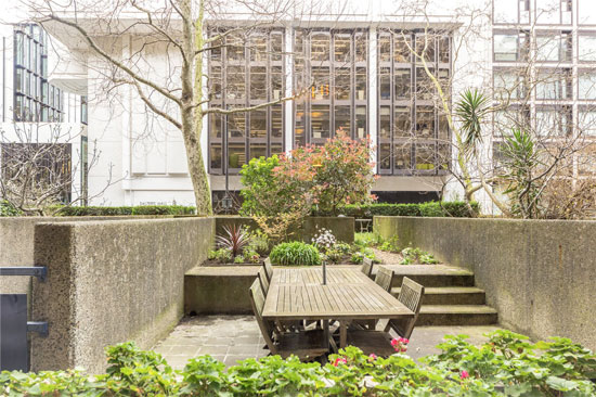 Apartment in Andrewes House on the Barbican Estate, London EC2Y