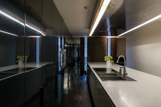 Five-bedroom apartment in the Chamberlin, Powell and Bon-designed Barbican building in London EC1