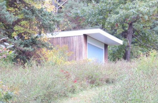1950s Marcel Breuer-designed midcentury property in Ithaca, NY, USA