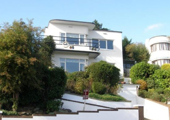 On the market: Three-bedroom 1930s art deco property in Barry, Vale of Glamorgan