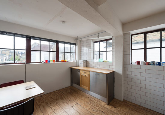 The Old Bakery conversion in London SE22