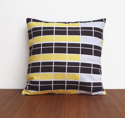 Barbican and Golden Lane-inspired cushions at Things You Can Buy