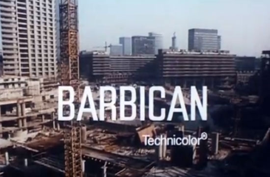 Video: Barbican 1969