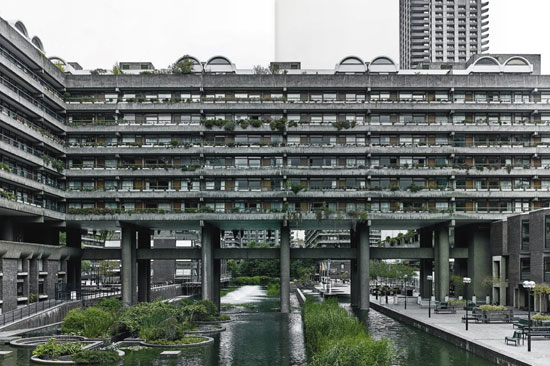 Coming soon: The Barbican Estate by Stefi Orazi