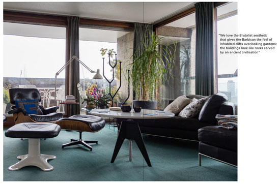New book: Residents: Inside the Iconic Barbican Estate by Anton Rodriguez
