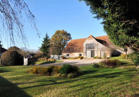 The Barn five-bedroom conversion in Feering, Essex