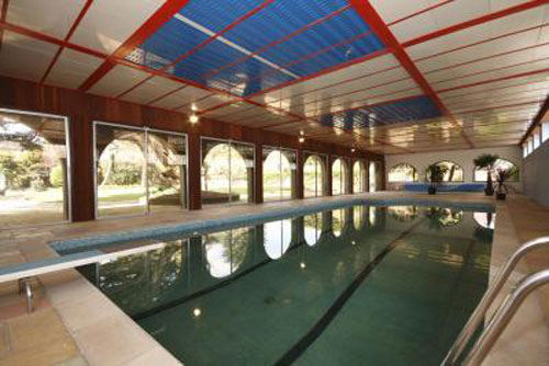Five-bedroomed 1930s art deco house in Barton on Sea, Hampshire