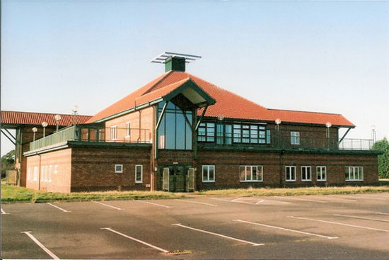 On the market: Former RAF Neatishead base near Norwich, Norfolk