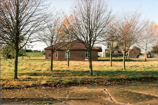 Former RAF Neatishead base near Norwich, Norfolk