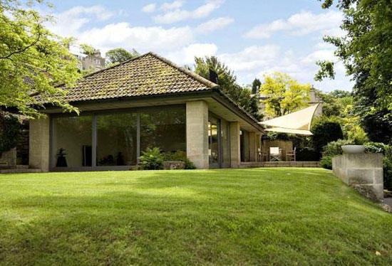 On the market: Dayre House modernist property in Bath, Somerset