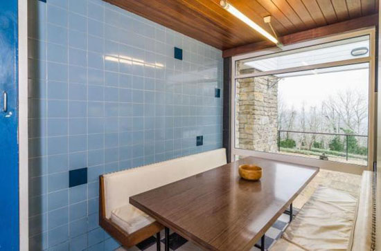 1960s three-bedroom modernist property in Bath, Somerset