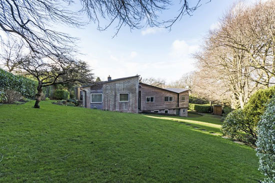 1960s modernist property in Bath, Somerset