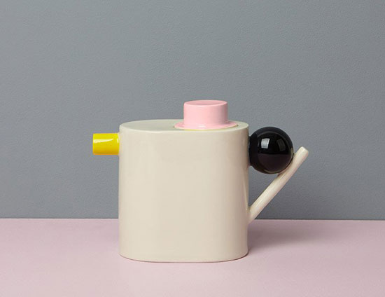 Bauhaus Inspired Geometric Ceramics By Design K