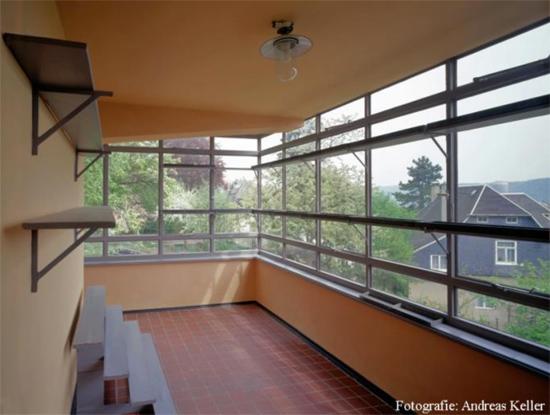 1920s Walter Gropius Zuckerkandl House in Jena, Germany