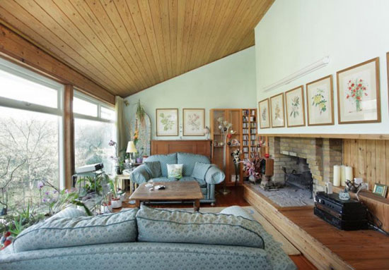 1960s Mary Christian Hamp-designed five-bedroom property in Beaconsfield, Buckinghamshire