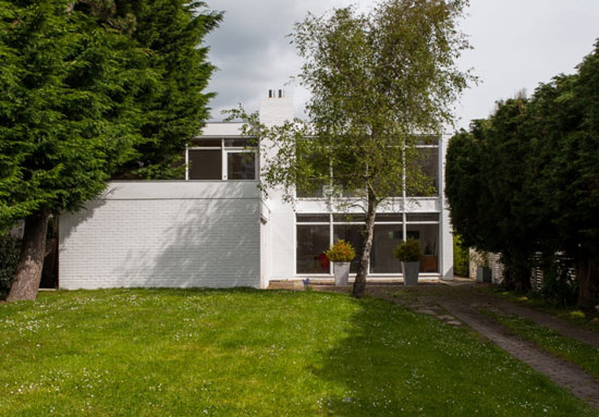 On the market: The Beach House 1960s midcentury modern property in Hayling Island, Hampshire
