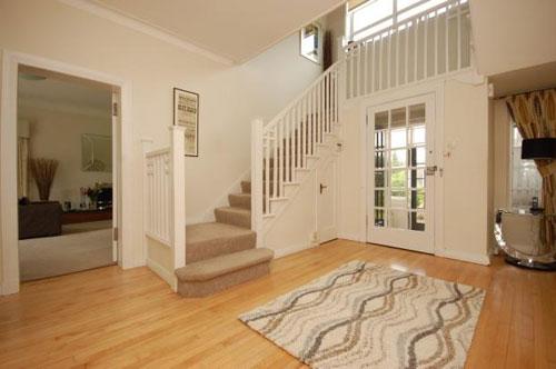 Four-bedroomed art deco house Highfield house in Bearsden, Glasgow