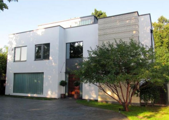 On the market: Six-bedroom contemporary modernist property in Beckenham, Kent
