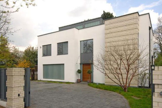 On the market: Five-bedroom contemporary modernist house in Beckenham, Kent