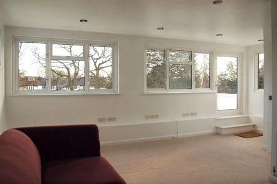 Five bedroom 1930s art deco house in Beckenham, Kent