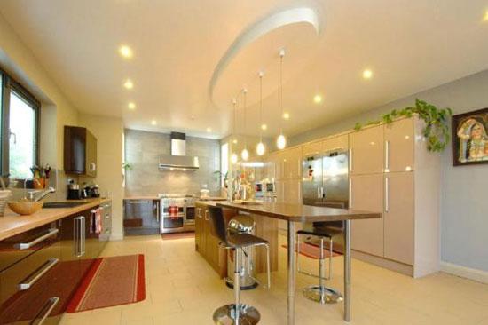 Five-bedroom contemporary modernist house in Beckenham, Kent