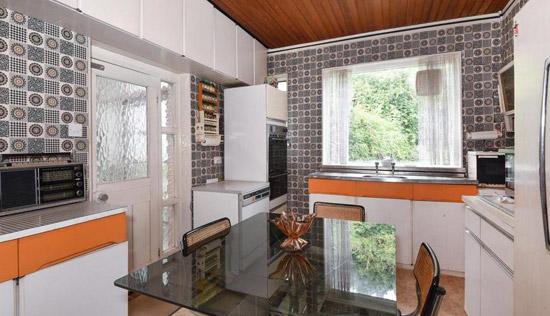 1930s art deco renovation project in Beckenham, Kent