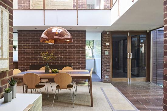 Taipola 1970s modernist property in Chislehurst, Kent