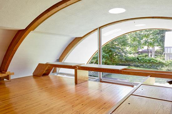 Frank Verplanken modernist house in Destelbergen, Belgium