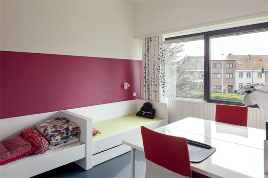 1960s modernism: Renaat Braem-designed property in Ranst, Antwerp, Belgium