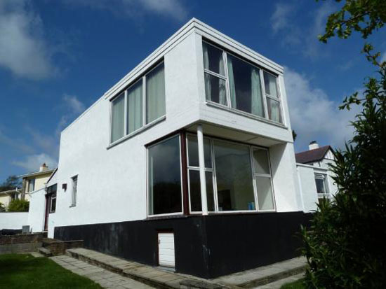 On the market: 1970s modernist-inspired three bedroom house in Benllech, Anglesey, North Wales