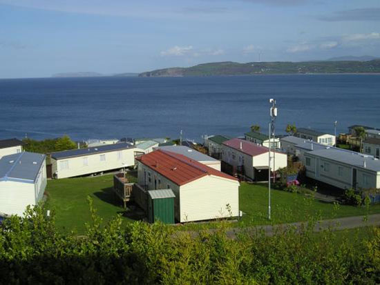 1970s modernist-inspired three bedroom house in Benllech, Anglesey, North Wales