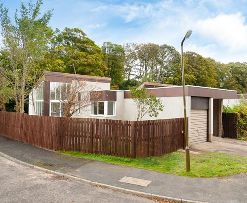 On the market: 1960s midcentury-style four-bedroomed house in North Berwick, East Lothian, Scotland