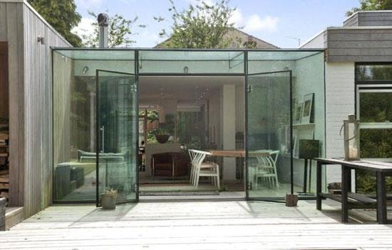 1960s single-storey modernist property in Berkhamsted, Hertfordshire