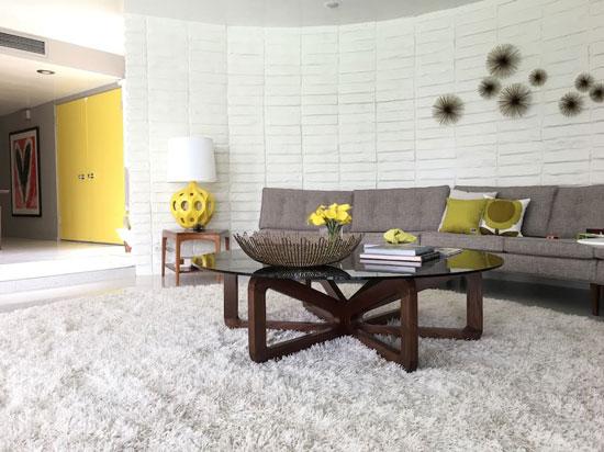 Airbnb find: 1960s midcentury modern property in Bermuda Dunes, California, USA