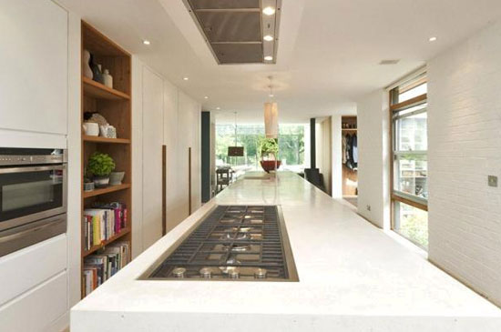 1960s single-storey modernist property in Berkhamsted, Hertfordshire