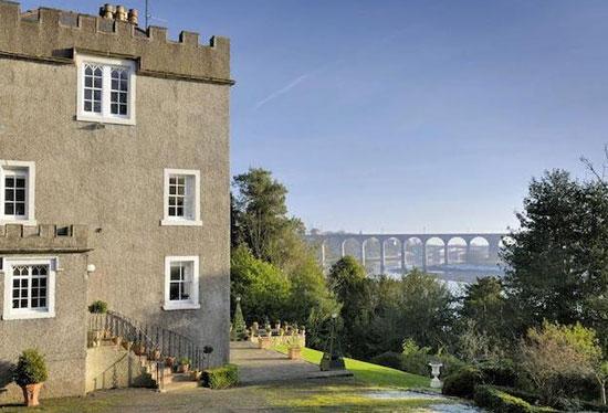 Renovated grade II-listed Regency property in Berwick-Upon-Tweed, Northumberland