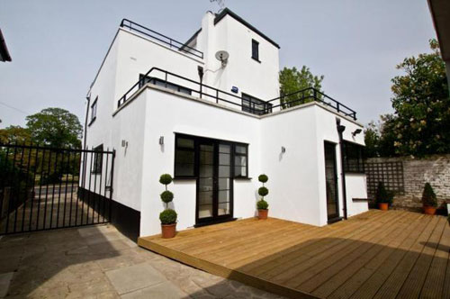 On the market: Five-bedroomed art deco property in Bexleyheath, Kent