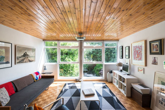 On the market: 1960s Lyster, Grillet and Harding-designed townhouse in Bishop's Stortford, Hertfordshire