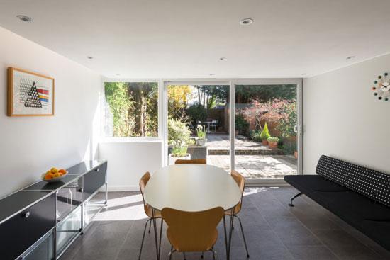 1960s modernism: Lyster, Grillet & Harding-designed property in Bishop's Stortford, Hertfordshire