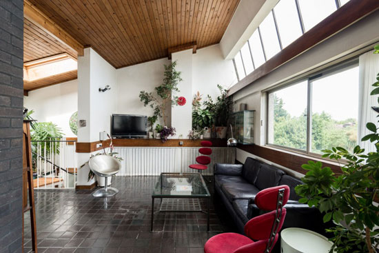 On the market: 1960s Michael Blackstock-designed modernist property in London SW2