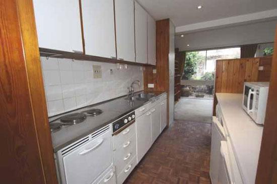 1960s Eric Lyons-designed Span House in Blackheath, London SE3