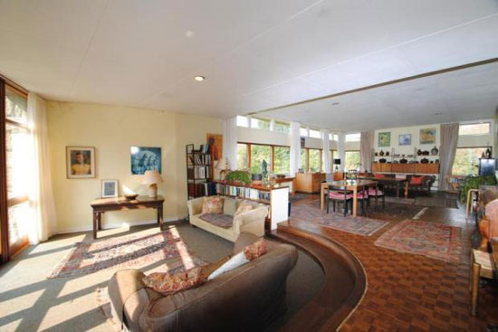 1960s three-bedroom modernist property in Bodmin, Cornwall