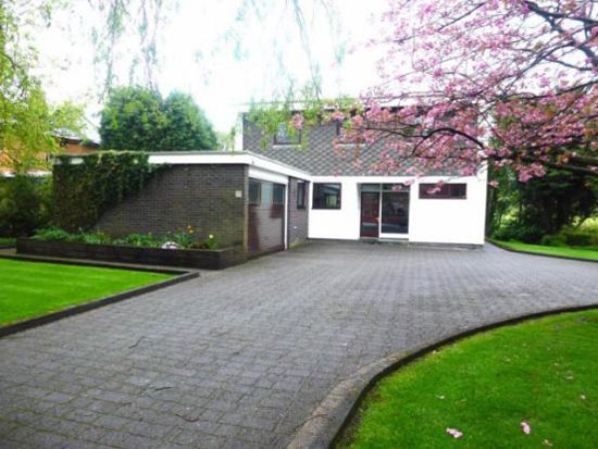 On the market: 1960s architect-designed four-bedroom property in Bolton, Lancashire