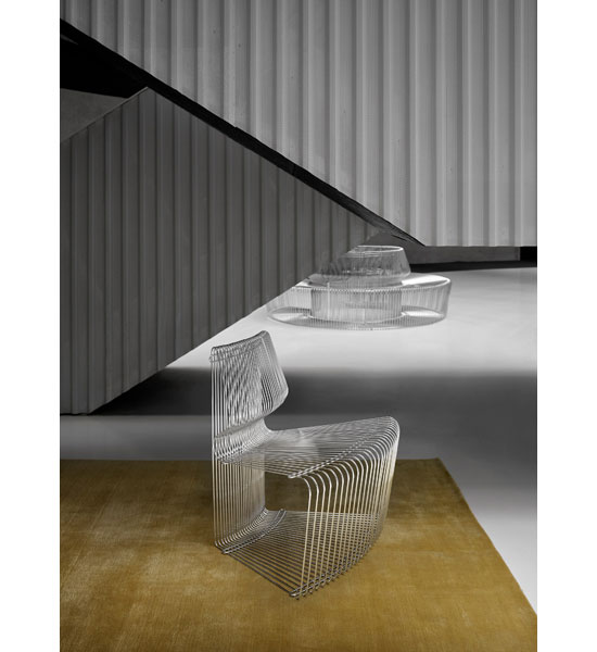 James Bond chairs: Verner Panton Pantonova seating system returns