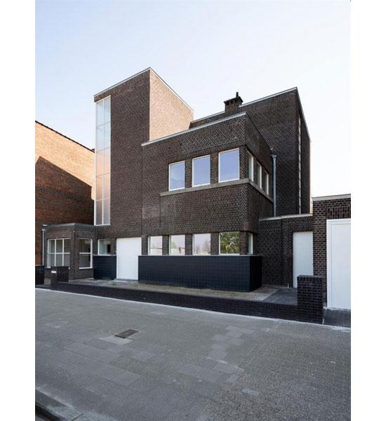 1920s Leon Stynen modernist property in Boom, Belgium
